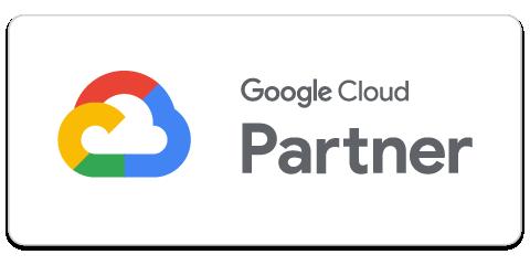Google Cloud Partner badge.
