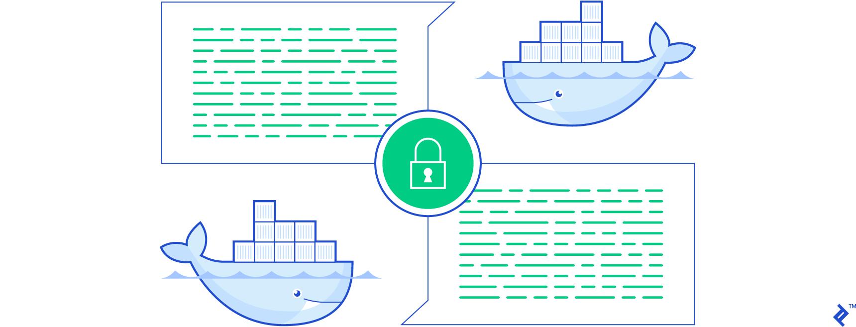 Docker Swarm is secure by default.