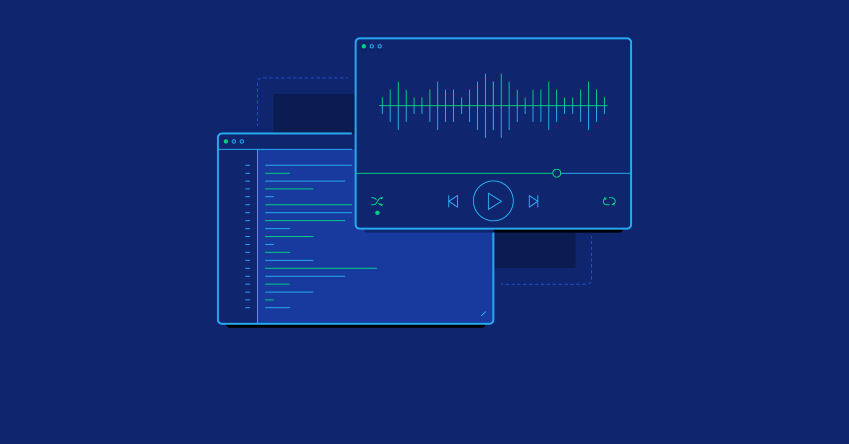 Web Audio API: Why Compose When You Can Code?