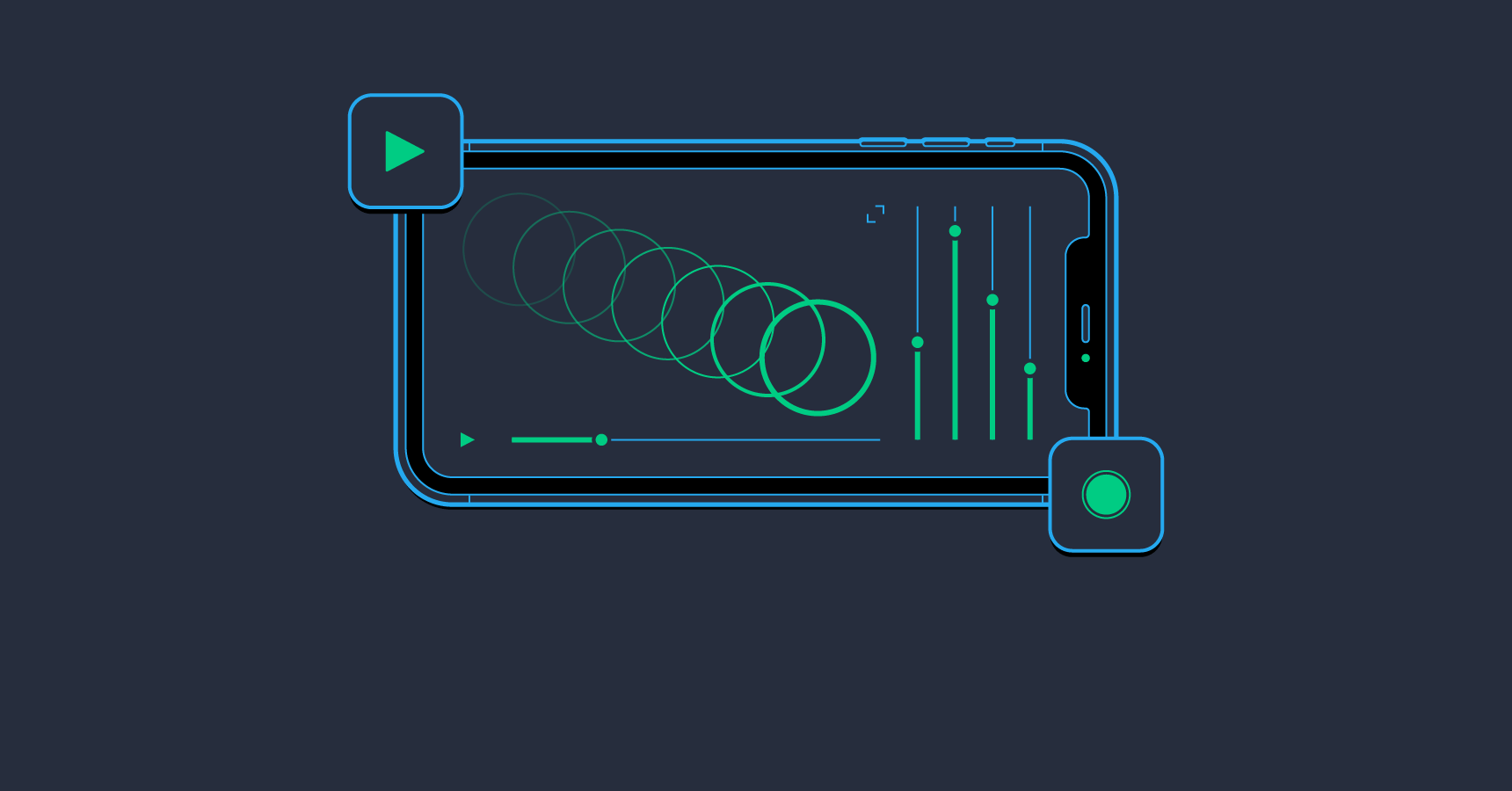 iOS Animation and Tuning for Efficiency
