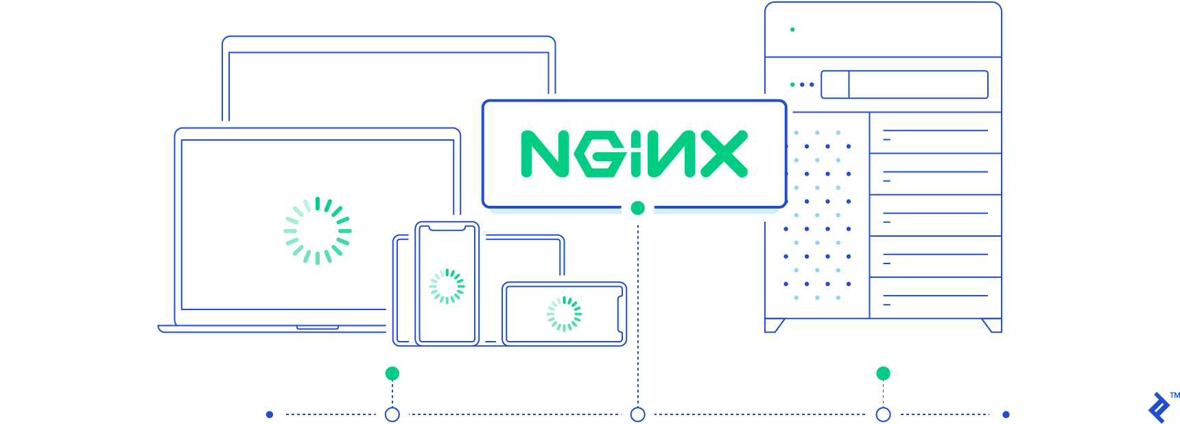 Simplified NGINX Load Balancing with Loadcat