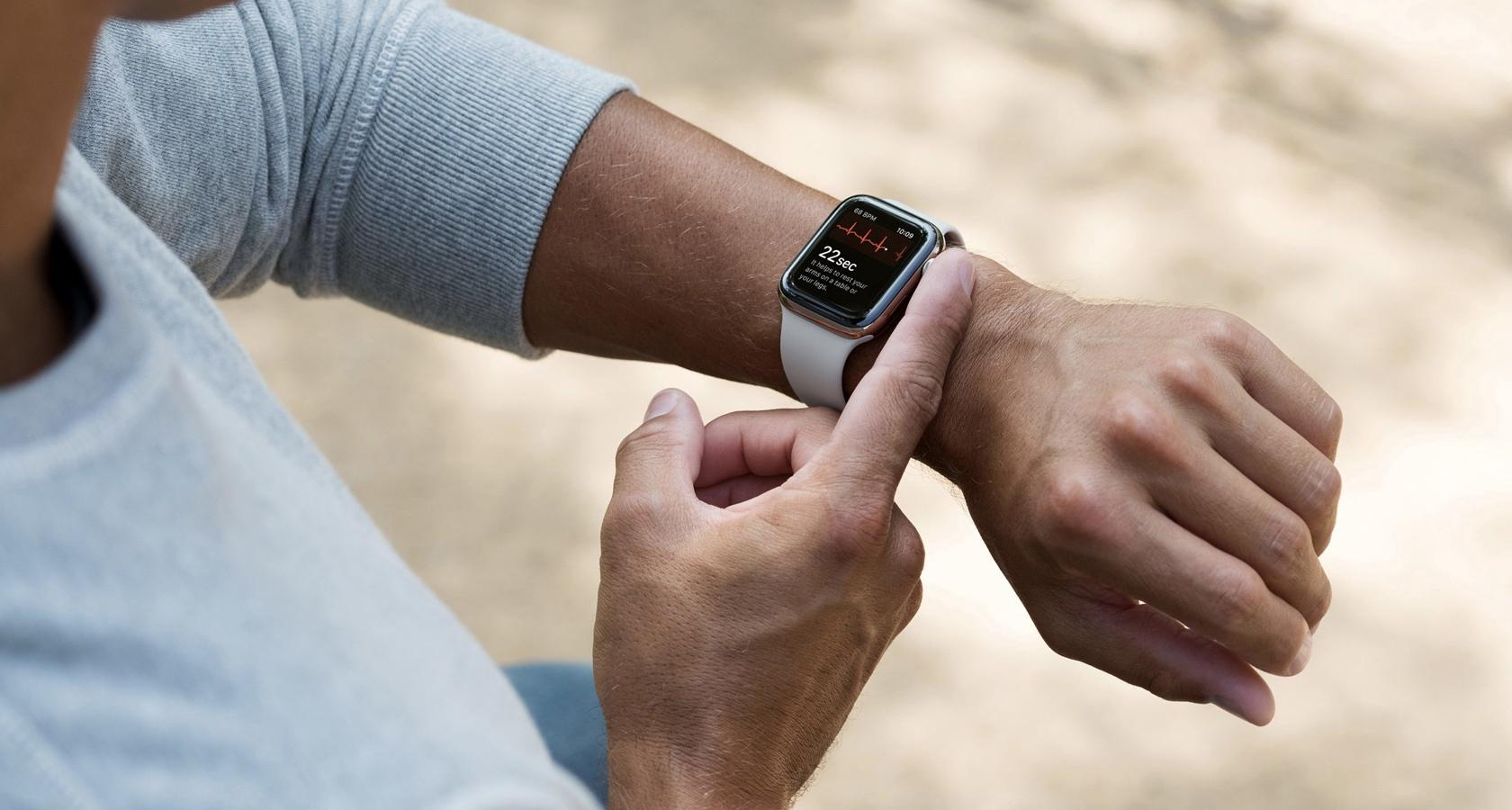 Smartwatches are a great example of multimodal design.