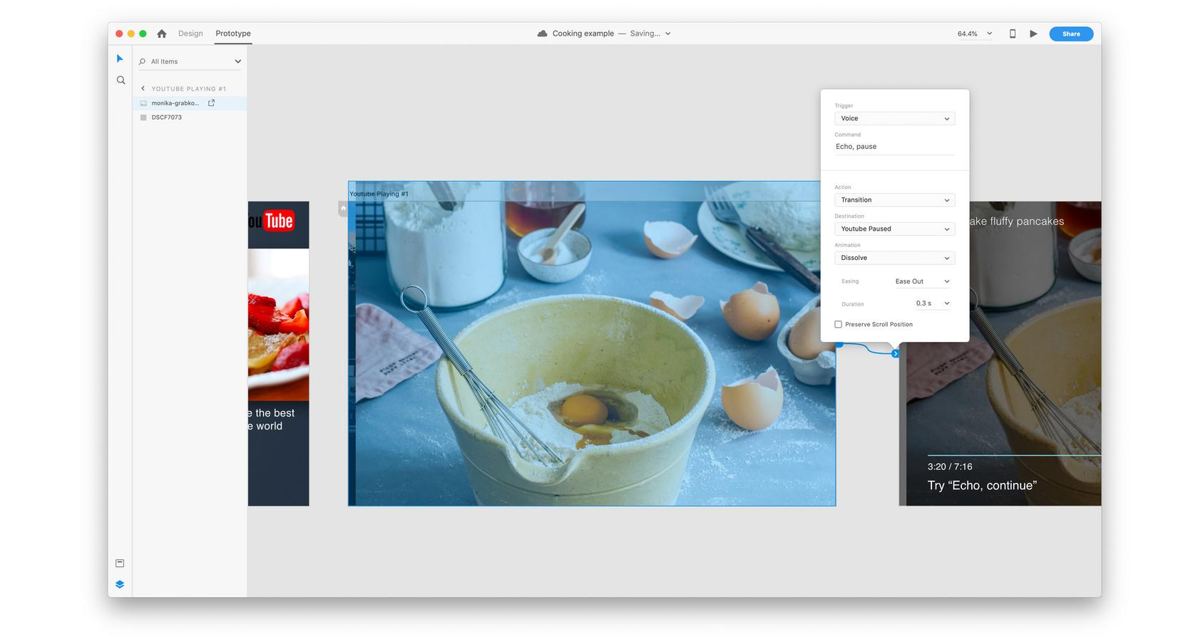 Exploring Multimodal Design – An Adobe XD Tutorial | Toptal