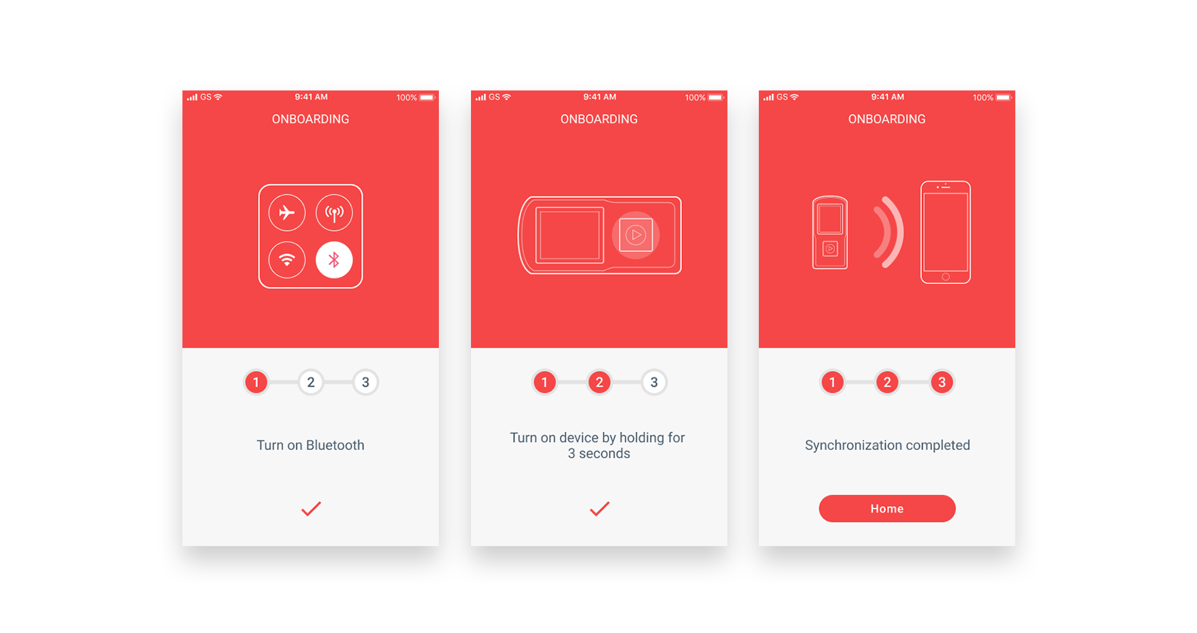 Interface design for older adults.
