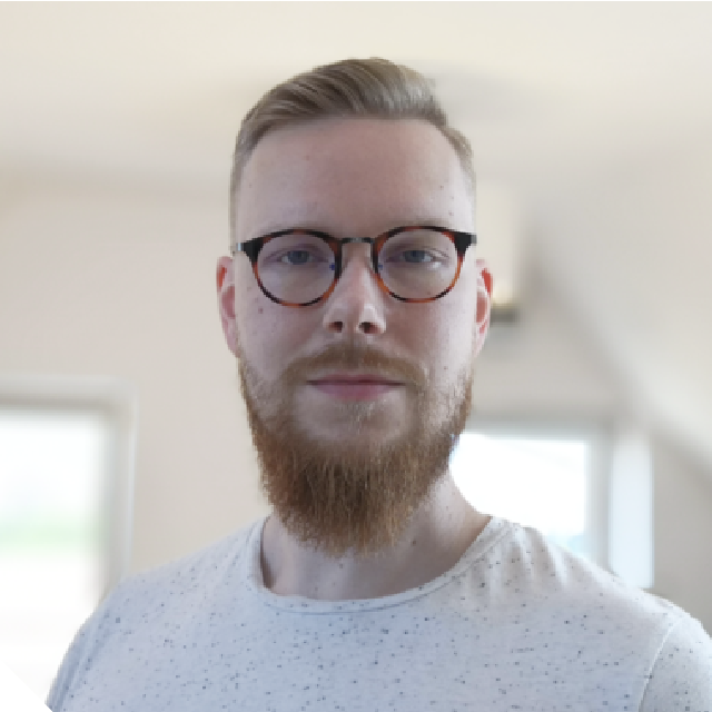 Sam Nissinen, product manager and designer at Toptal