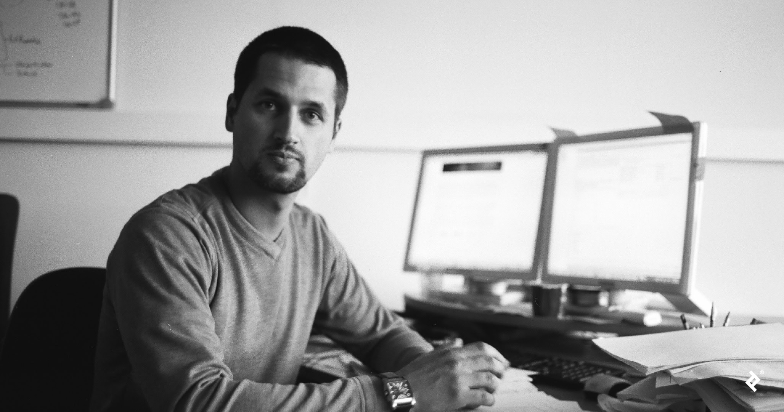 Dmitry Petrashev, Toptal's lead product manager