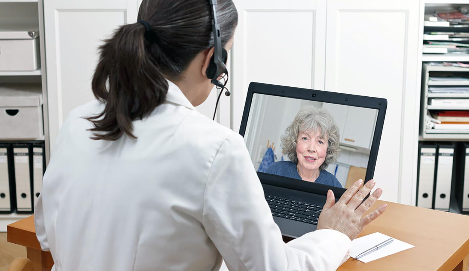 Telehealth counseling - design thinking in healthcare