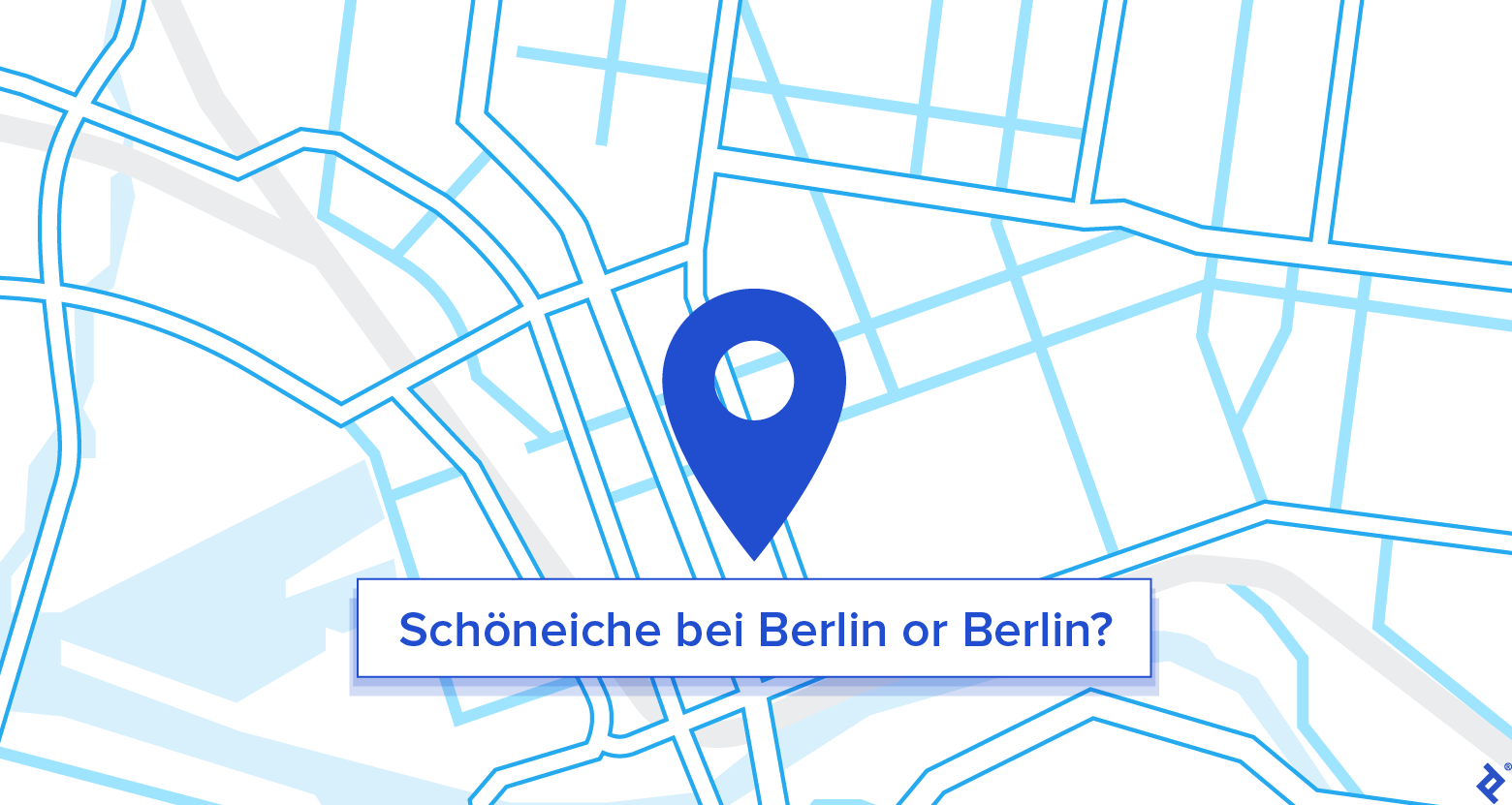 Berlin became Schöneiche bei Berlin due to the major translation issues in Apple Maps app after its release in 2012