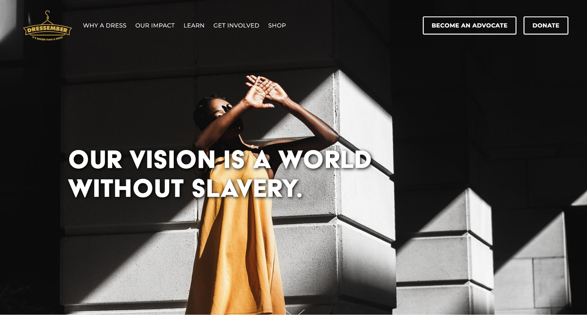 Homepage design principles: images of people appeal to visitor emotions