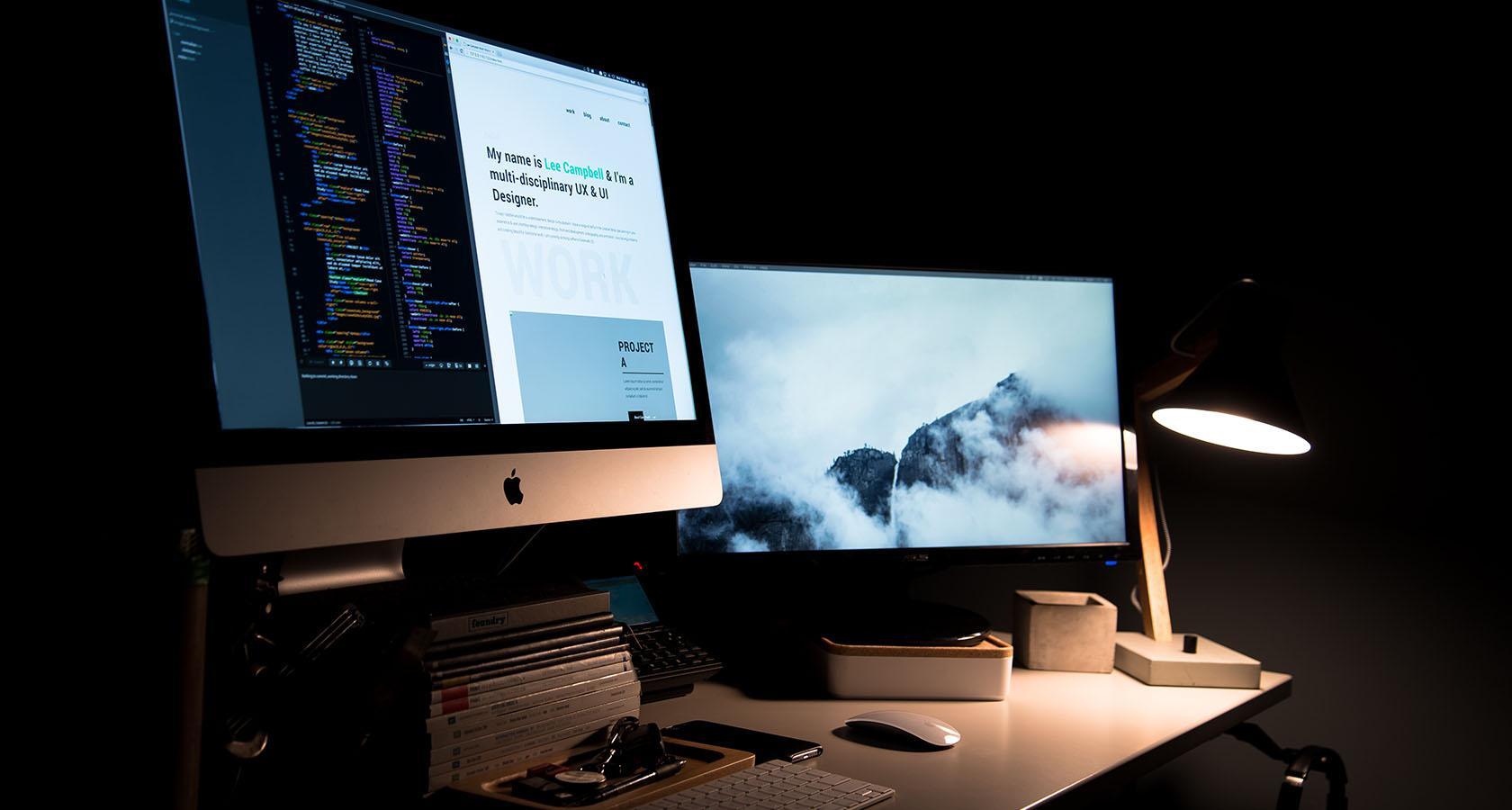 Digital Designer Computer Setup