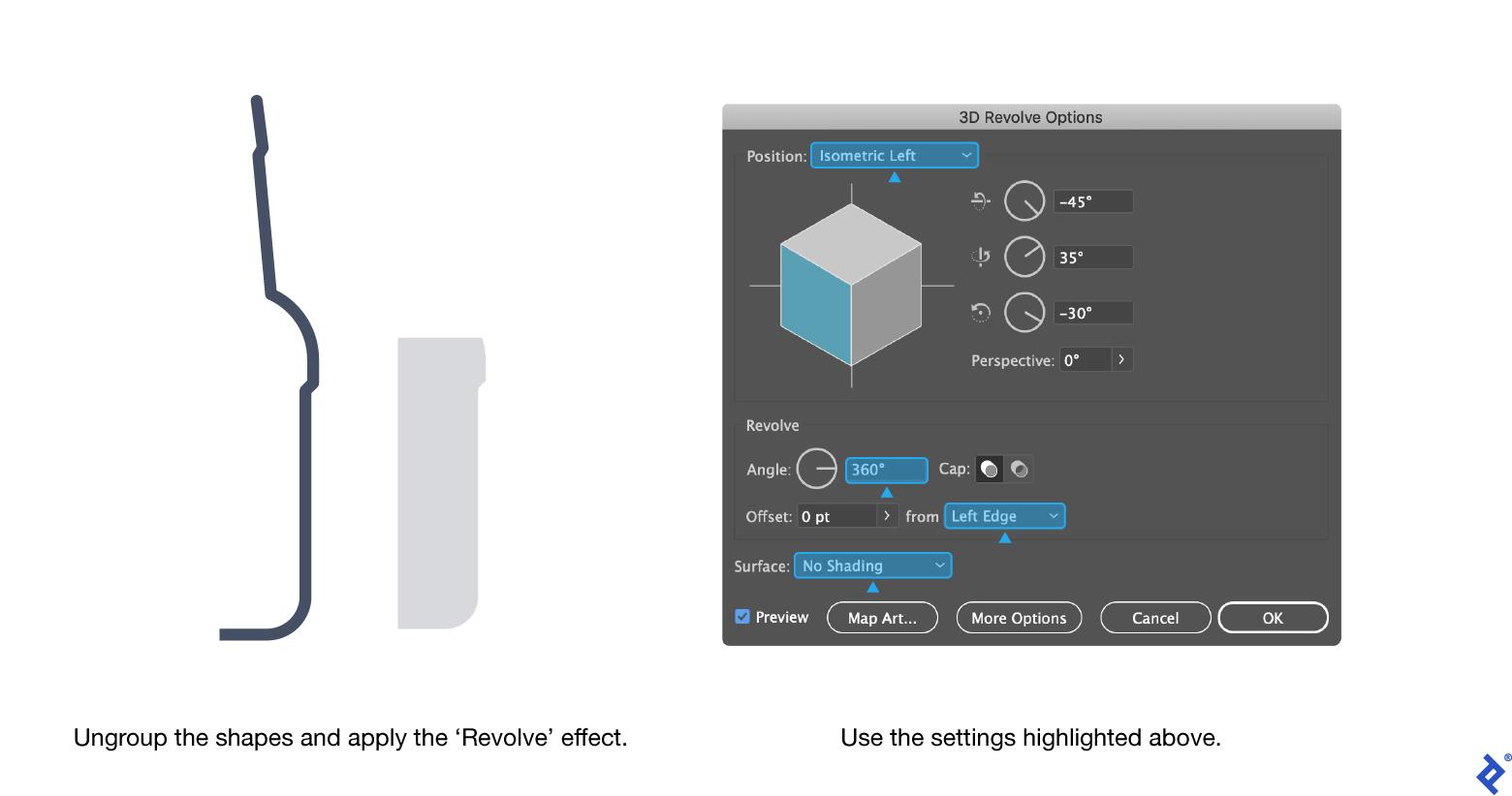 3d illustrator tutorial