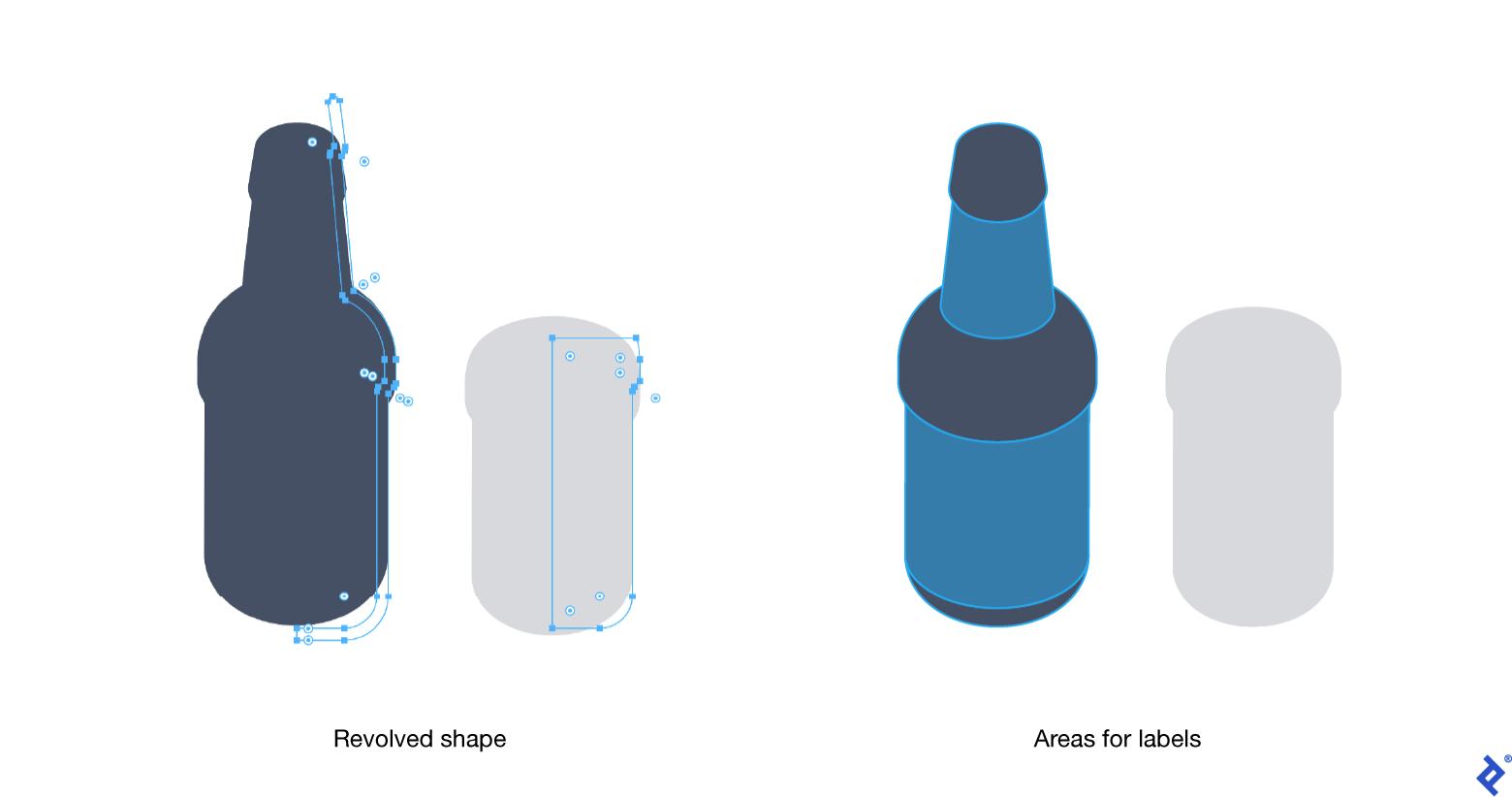 Isometric illustration animation