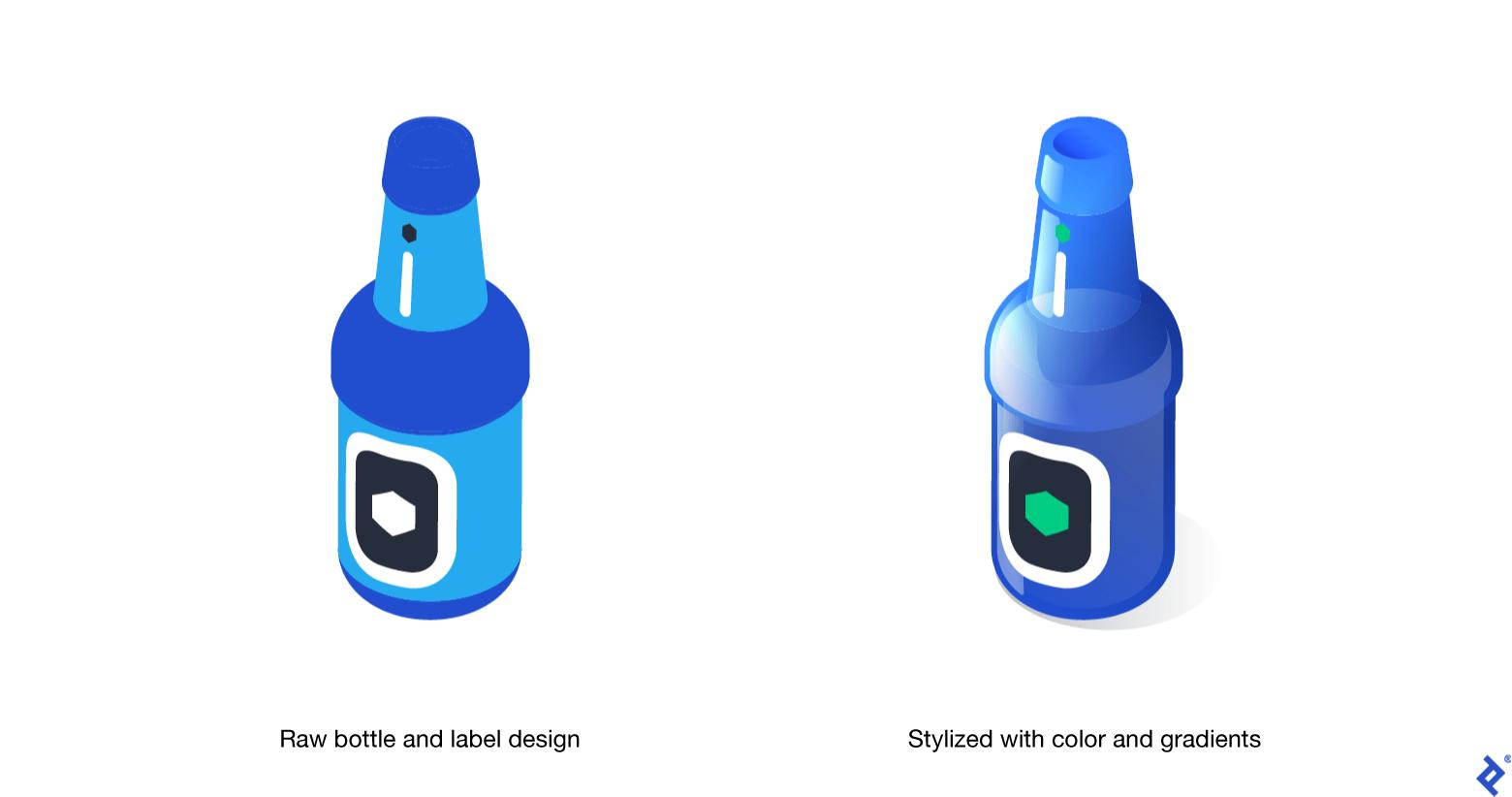 Creating isometric illustrations