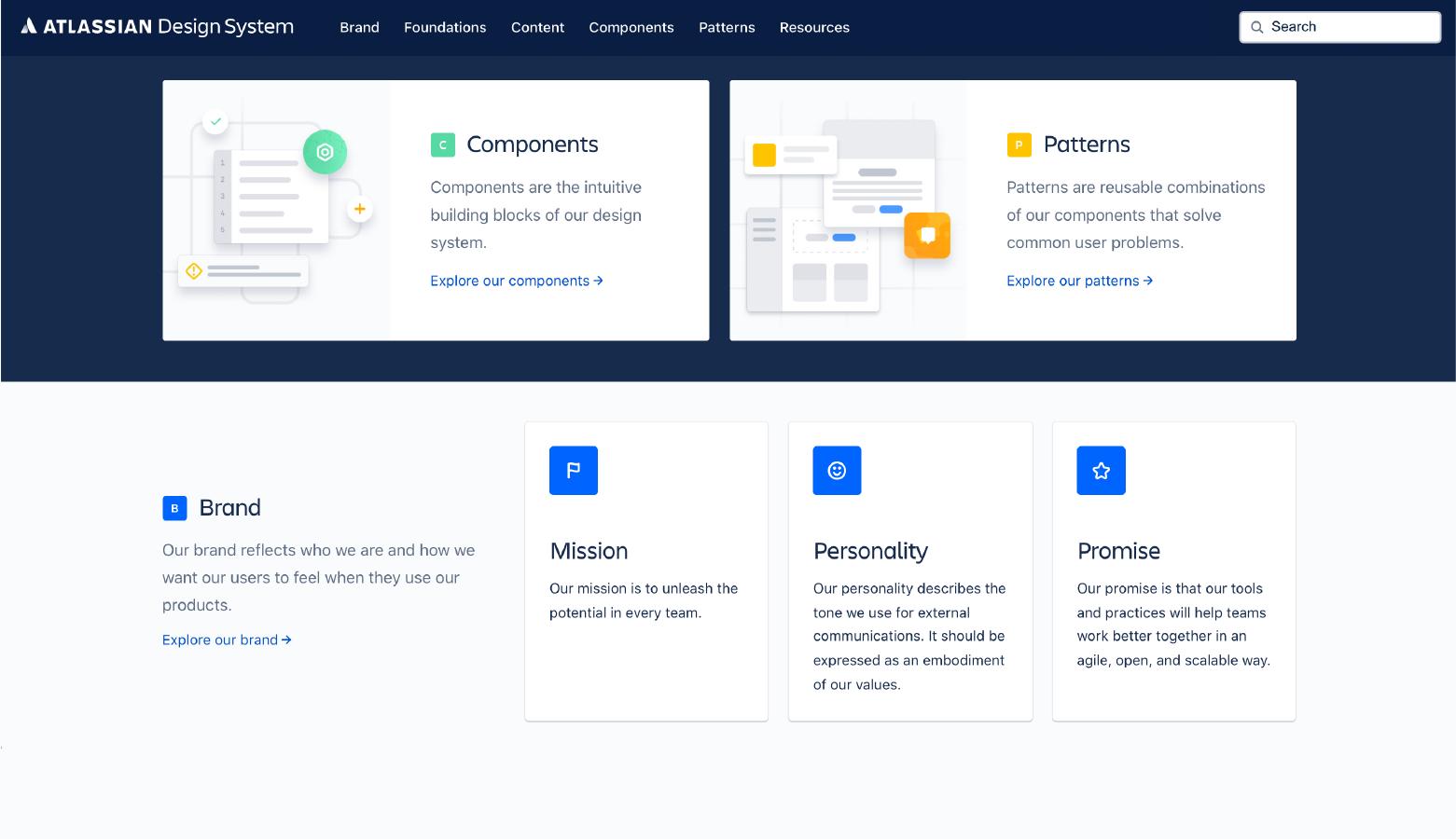 Design system principles