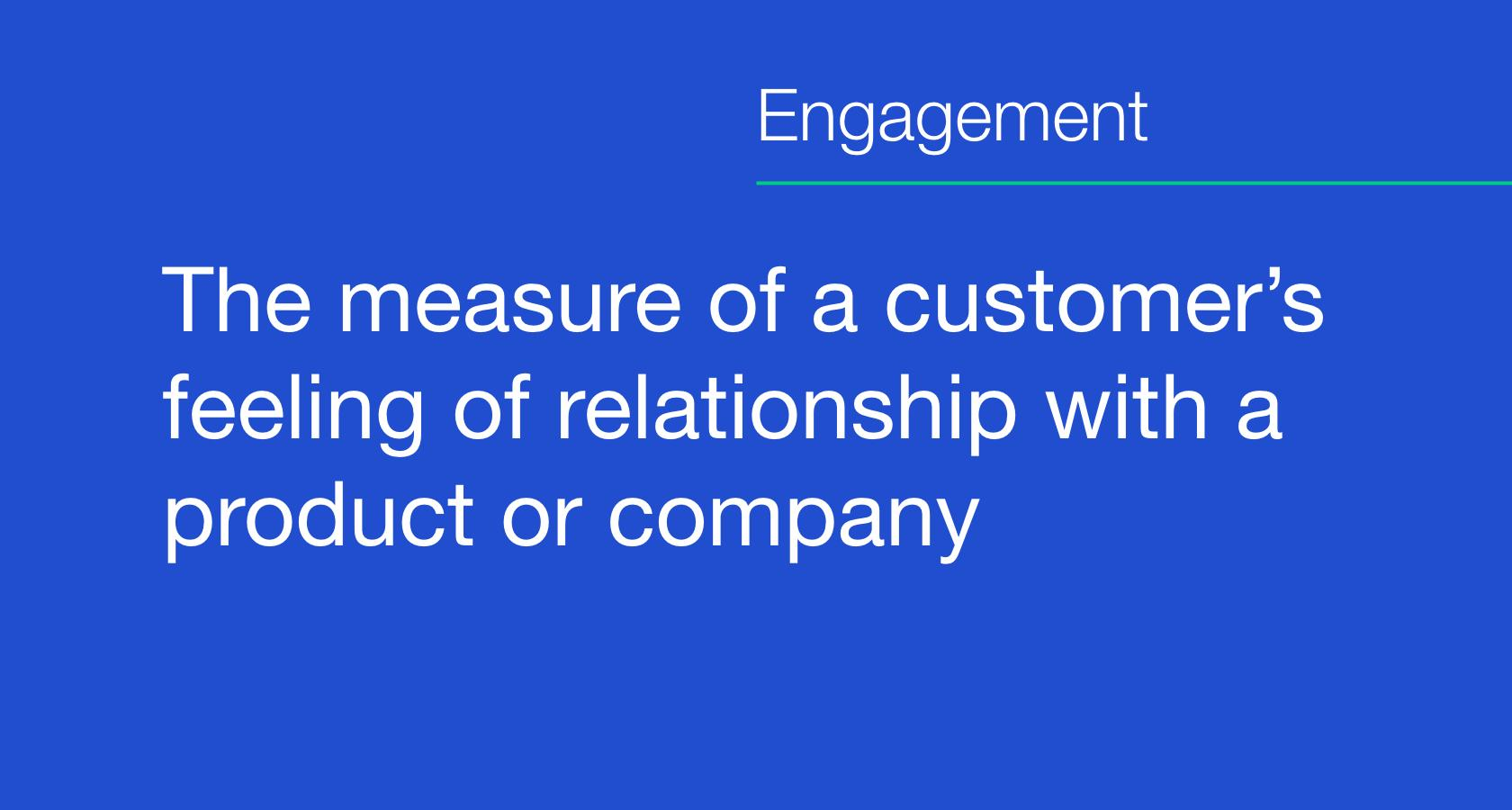 Customer-centric culture