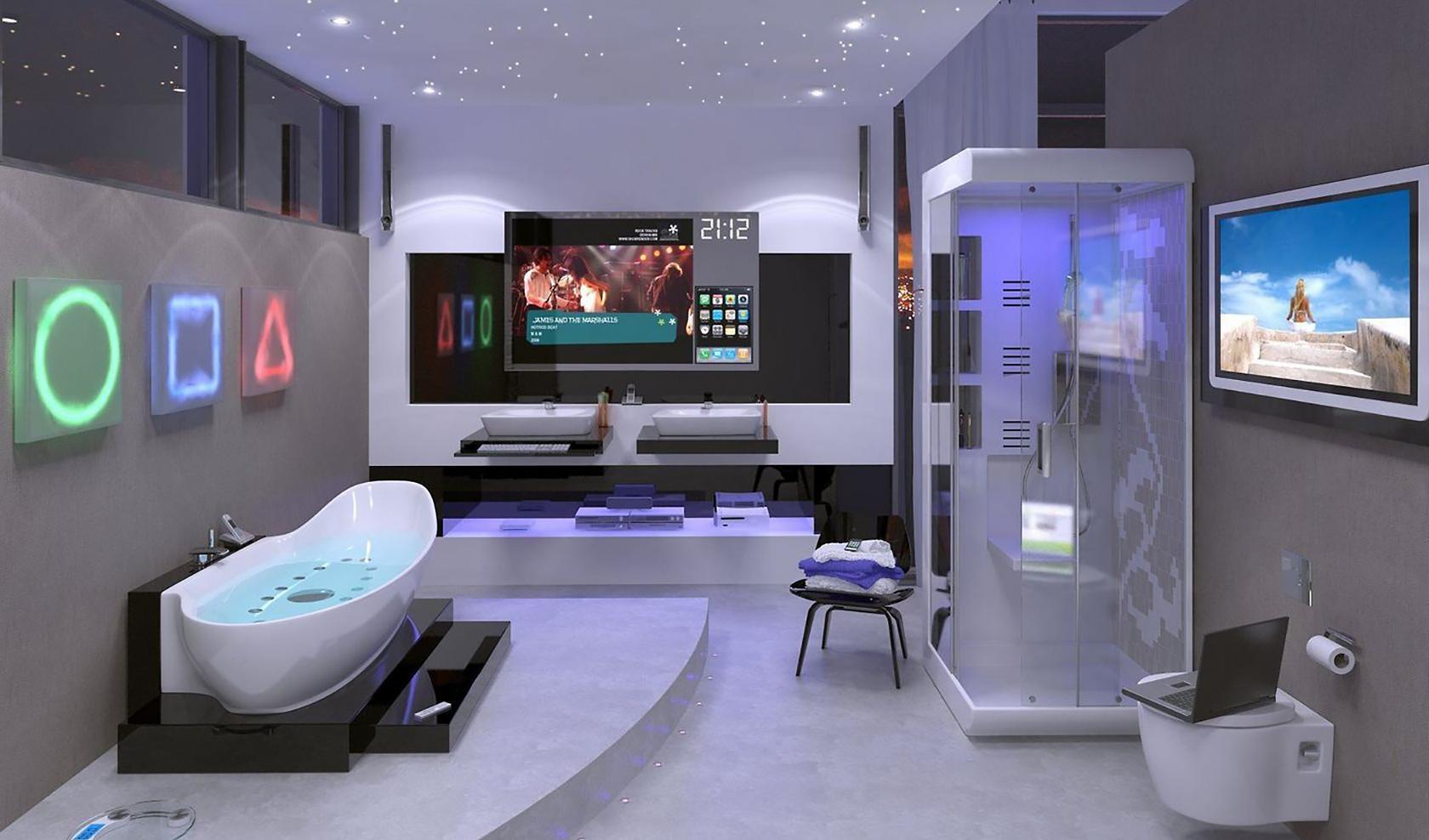 IoT smart home.
