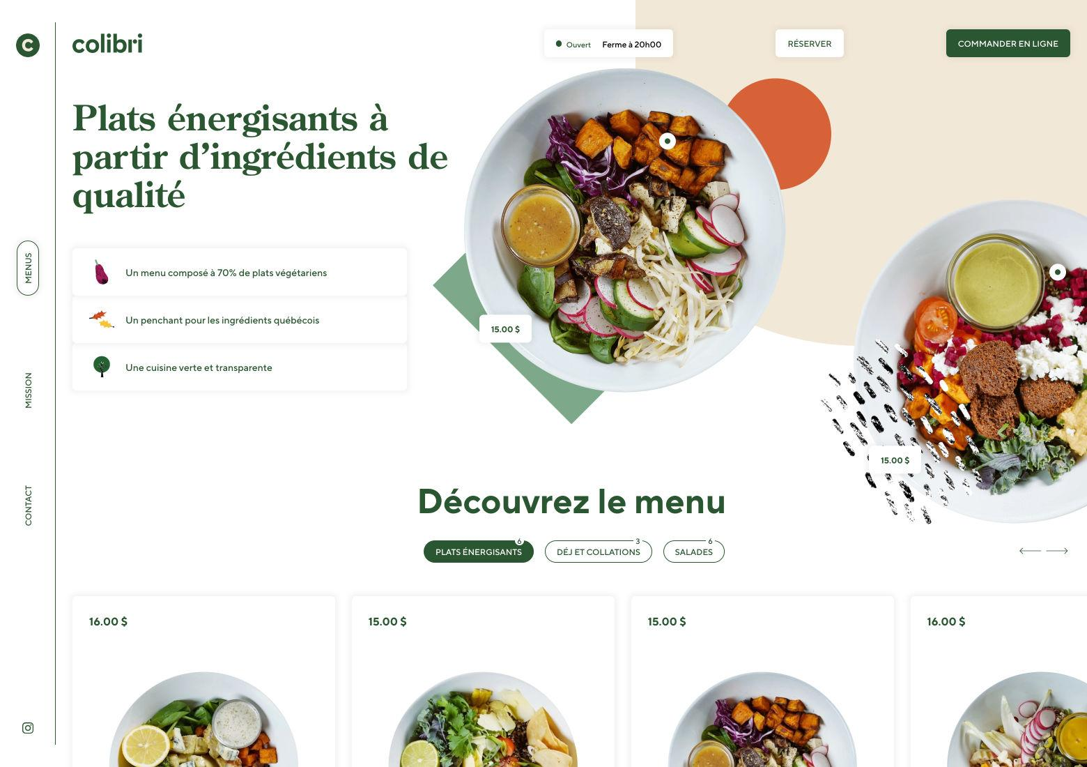 F-shaped web layout patterns work well for sites with a lot of content