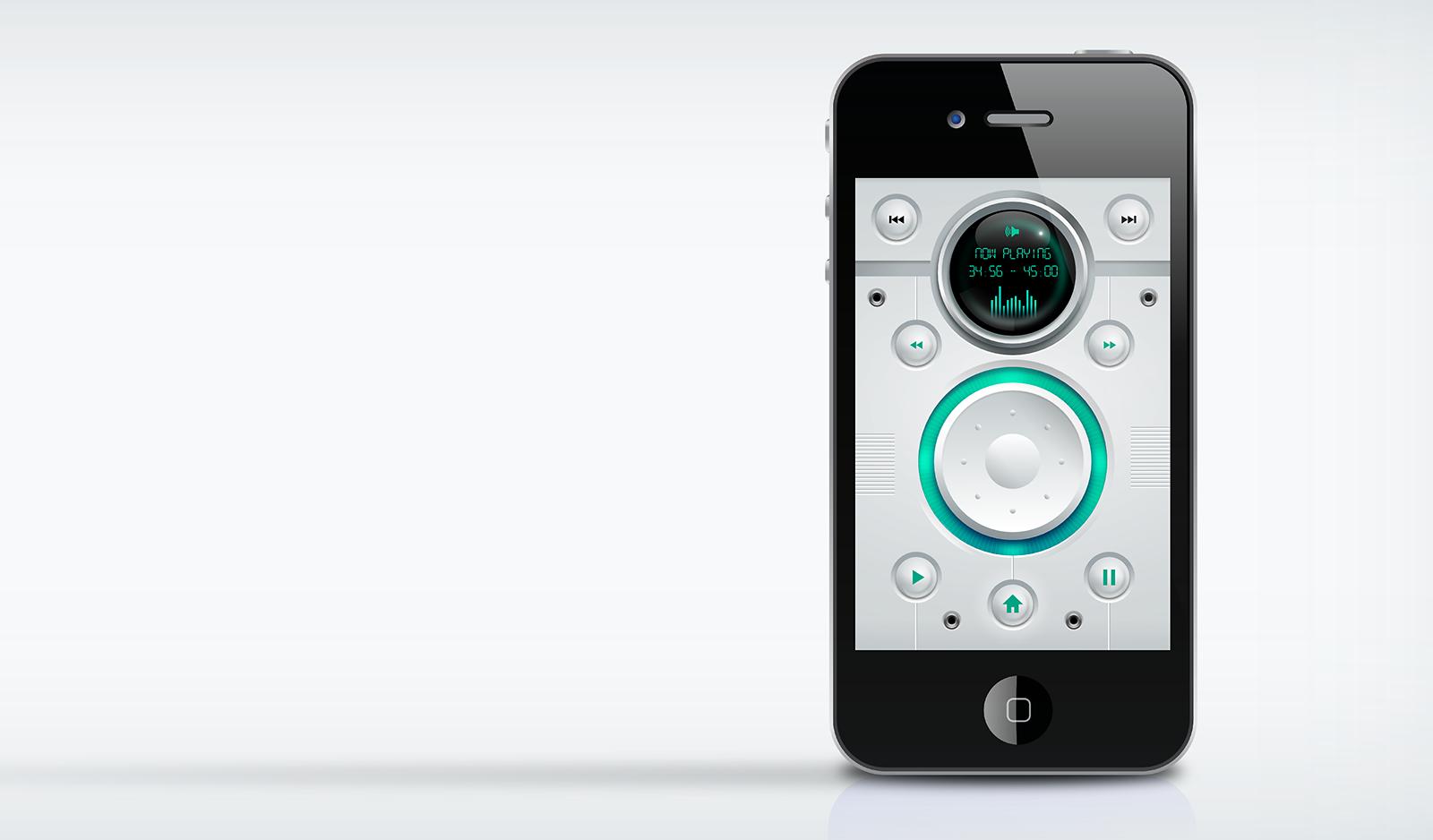 Skeuomorphism was a UI design concept.