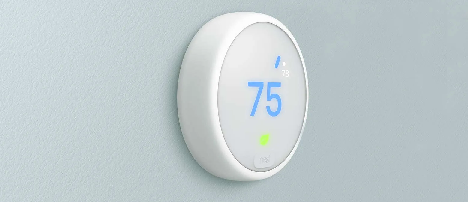 The Nest thermostat: IoT and the evolution of UI design