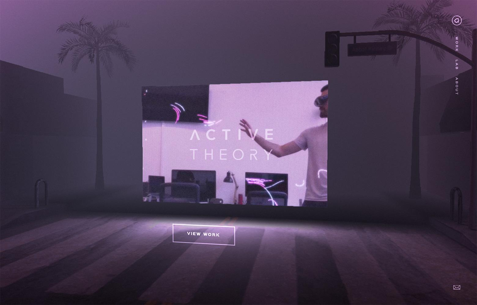 UX Innovation: animations and video content can still be used in innovative designs.