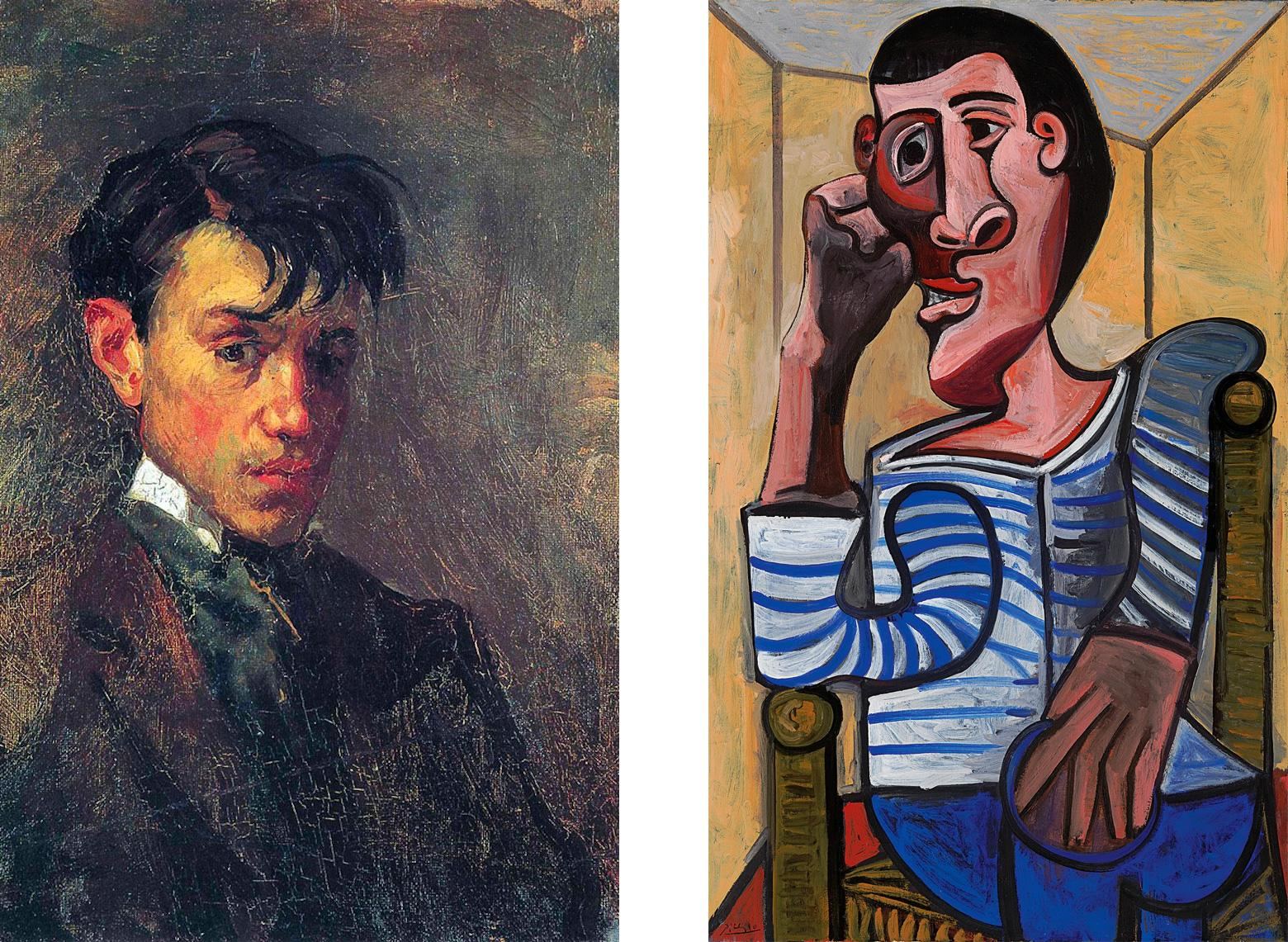 Designers who want to design innovative websites should learn from masters like Picasso.