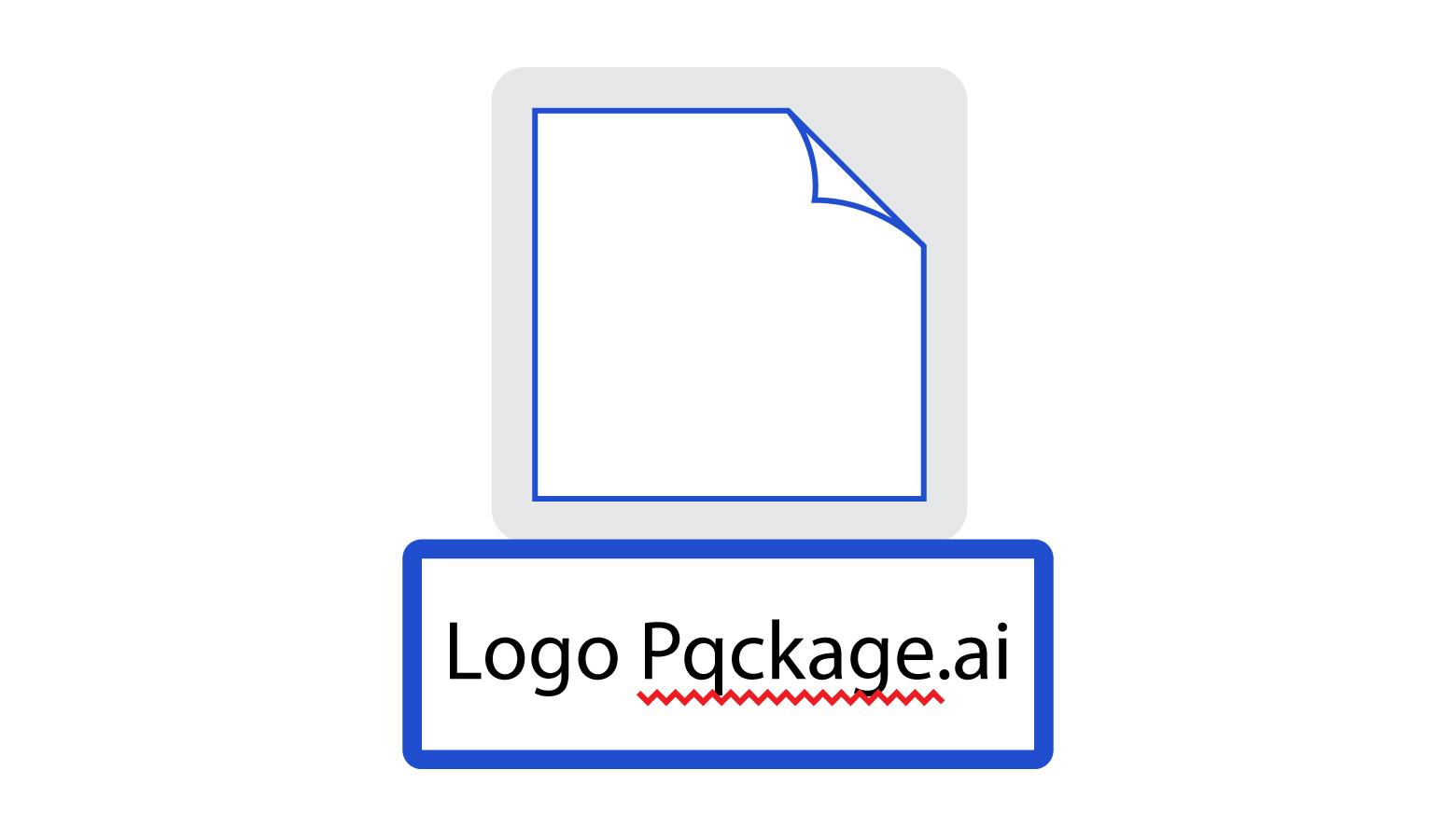 Illustrator logo design