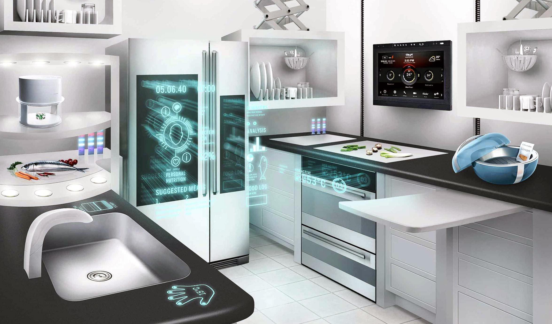 IoT and future UI